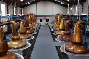 destilleri 300x199 - Whiskyresa i Speyside